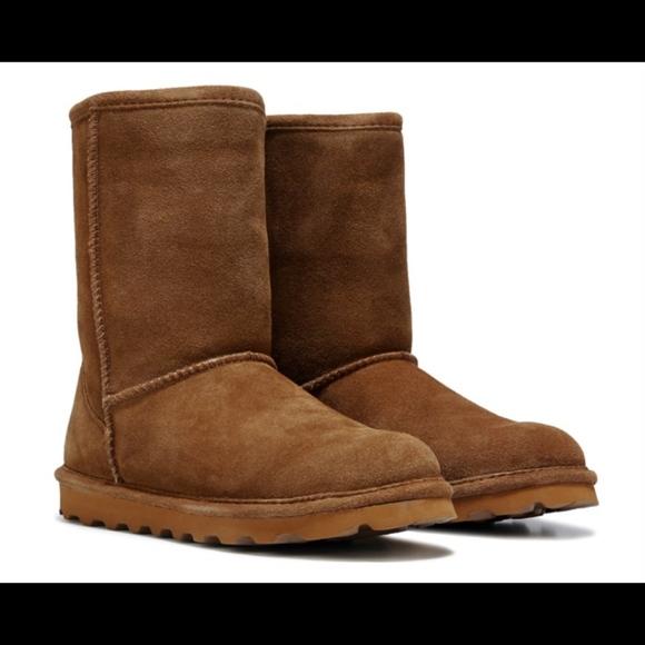 bad761b76 BearPaw Shoes   Elle Short Water Resistant Winter Boot   Poshmark